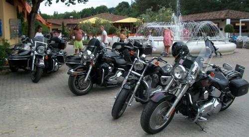 Figline Valdarno - Raduno delle Harley Davidson