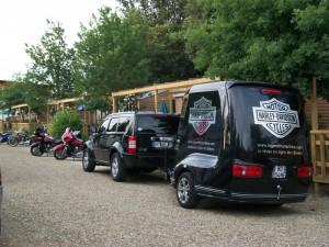 Raduno delle Harley Davidson (continua)