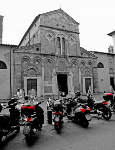 Pisa - In mancanza di parcheggio