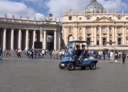 Roma - Della polizia!
