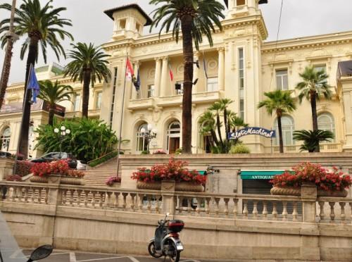 Sanremo - Al casinò