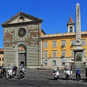 Parcheggio in Piazza San Francesco