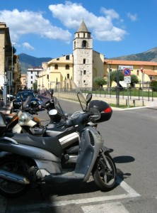In moto verso S. Francesco