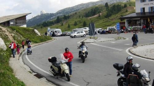 Cortina d'Ampezzo - Due passi a...un passo..........Falzarego-Valparola