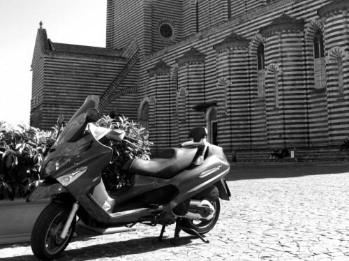 Orvieto - Black & white