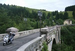 Ponte monumentale di Roana