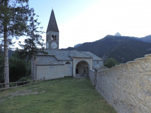 Elva - Parrocchiale di Santa Maria Assunta