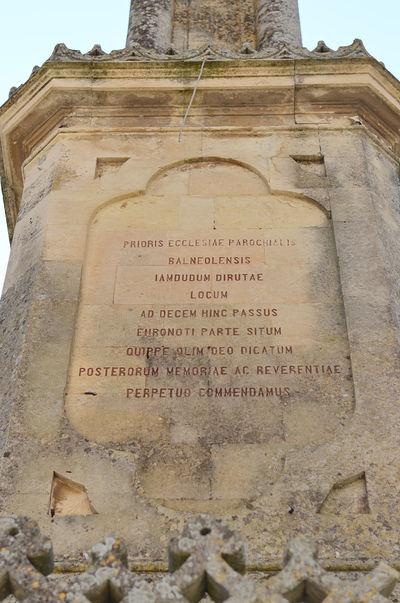 Colonna di san giorgio martire guida bagnolo del salento - Bagnolo del salento ...