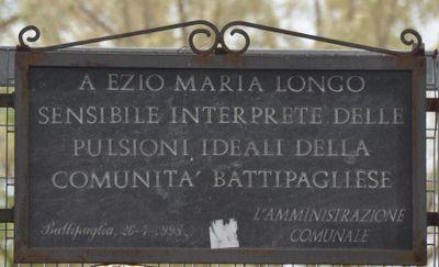 Risultati immagini per EZIO MARIA LONGO BATTIPAGLIA