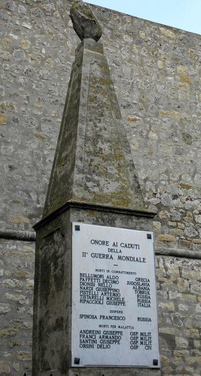 Lapide ai caduti della ii guerra mondiale guida capalbio for Decorati 2 guerra mondiale