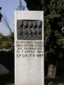 Roma - stele ponte dell'industria - in ricordo di un eccidio fascista.jpg